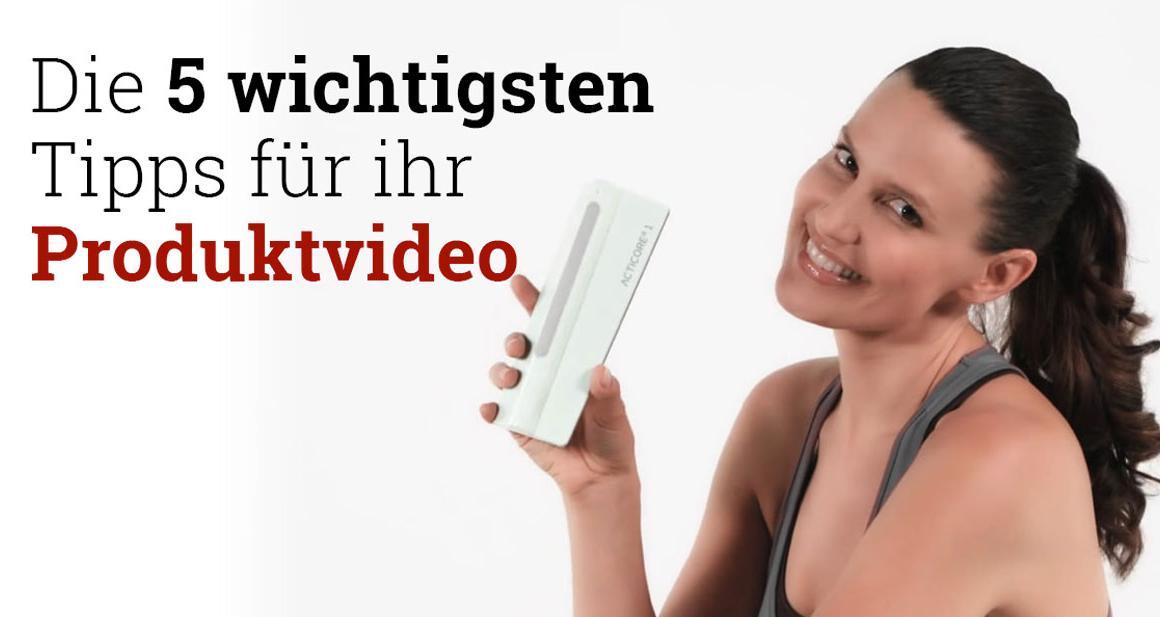 Produktvideotipps