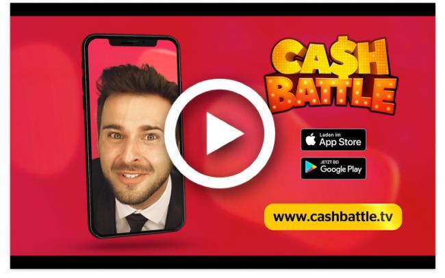 Werbespot Cashbattle