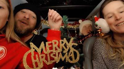 Filmproduktion-Weihnachten