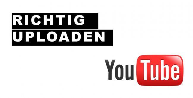 youtube-upload-Filmproduktion