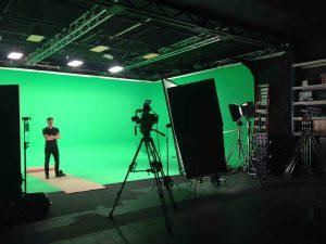 Green Screen Online Livestream